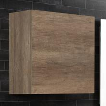 Wall-hung cabinet with or without mirror Unika