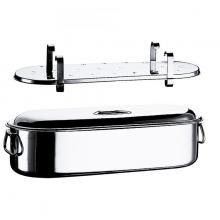 Complete Fish Poacher Pan with Lid