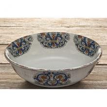 Oval Salad Bowl Deruta