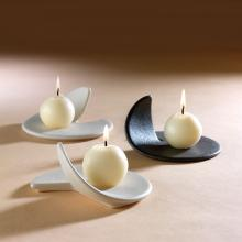 Seat marker candle holder cm 12x12x06
