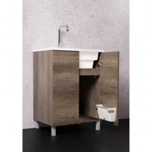 Floor washbasin unit Unika