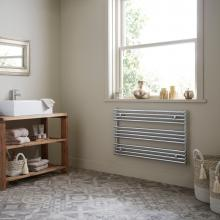 Radiator towel rail warmer 1000xH600 mm Lungo