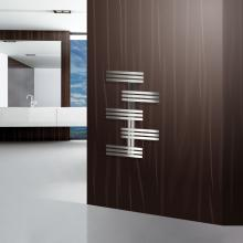 Stainless steel towel radiator H1000xL700 mm Magma