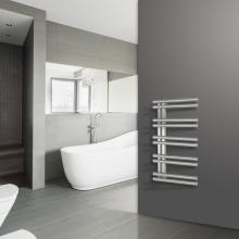 Stainless steel towel radiator L500 mm Ares