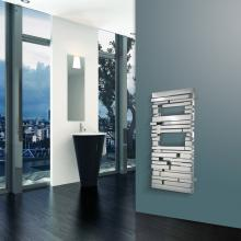 Stainless steel towel radiator H1000xL600 mm Muro