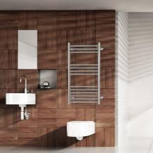 Stainless steel towel radiator Tora