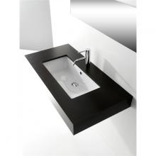 Under Countertop Washbasin cm 65x34 Rio