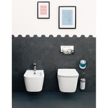 Rimless Wall-hung Wc A16