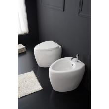 Back to wall bidet + wc Moai