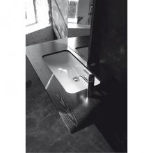 Under Countertop Washbasin cm 71x37 Small