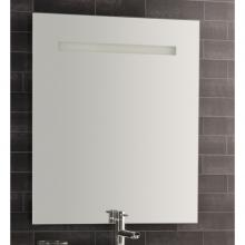 Mirror with frontal Led 70x74 cm Filo Lucido