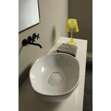 Countertop washbasin Stone