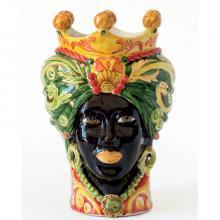 Moor's head model Antonio A44