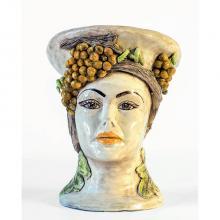 Moor's head model Arianna e Bacco AR2
