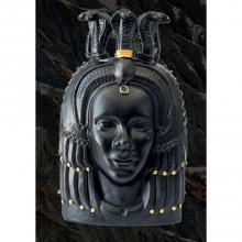 Moor's head model Cleopatra Nero