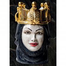 Moor's head model Simone Oro