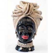 Moor's head model Naomi Africa N01