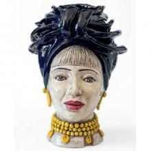 Moor's head model Naomi Africa N02