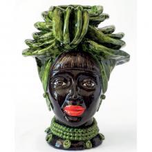 Moor's head model Naomi Africa N03