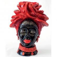 Moor's head model Naomi Africa N04