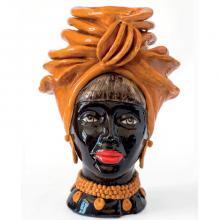 Moor's head model Naomi Africa N05