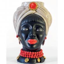 Moor's head model Naomi N09