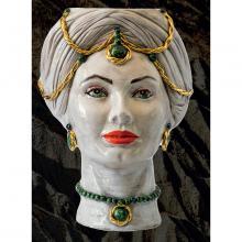 Moor's head model Sophia