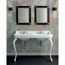 Double basin console cm 125x60 Venice