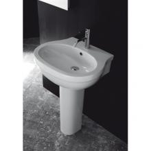 Washbasin on Column X.One