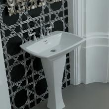 Wall-hung/for Column Washbasin Jazz