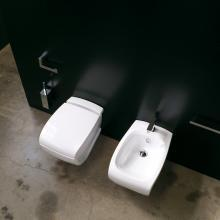 Wc + Bidet Back to Wall Hi-Line