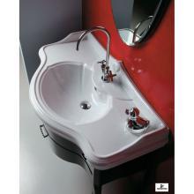 Console Washbasin Victorian Style