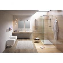 Wc Wall-hung Rimless Faster