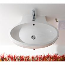 Wall-hung/Countertop Washbasin Planet