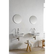 Wall-hung/countertop washbasin Glam