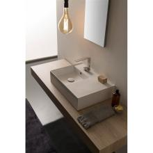 Wall-hung/Countertop Washbasin Teorema 2.0 Shelf