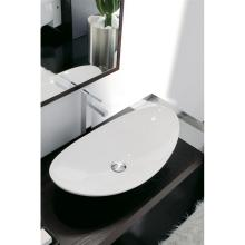 Countertop washbasin Zefiro