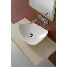 Countertop washbasin without hole Kong