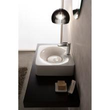 Countertop/wall-hung washbasin Fuji