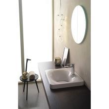 Drop-in washbasin Fuji