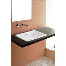 Drop-in washbasin Gaia