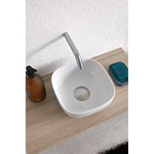 Square Countertop Washbasin Glam