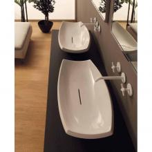 Countertop washbasin Shakia