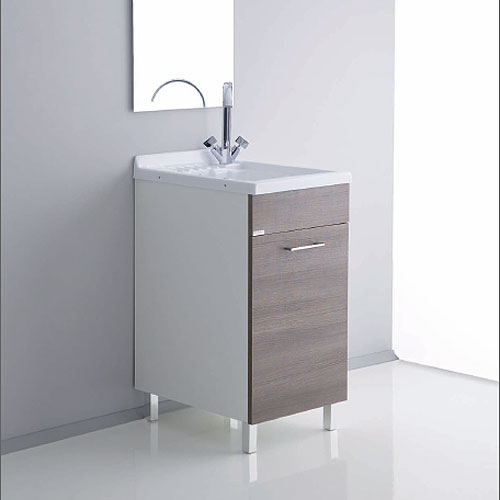 Laundry unit with ABS bathtub Medusa