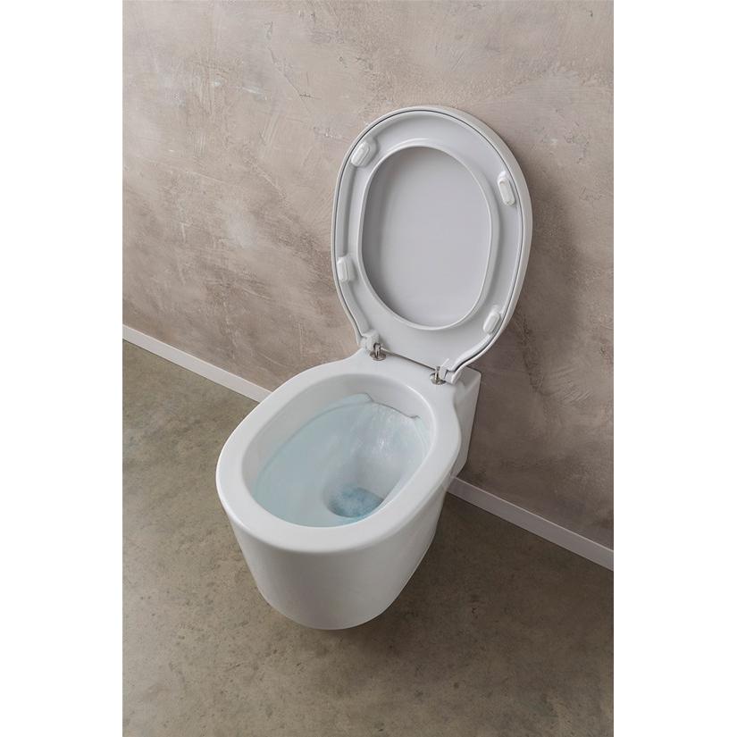 Wall-hung sanitaryware Clean Flush Bucket