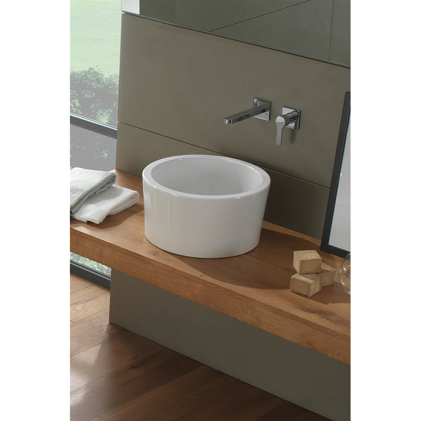 Countertop washbasin cm 35 Bucket