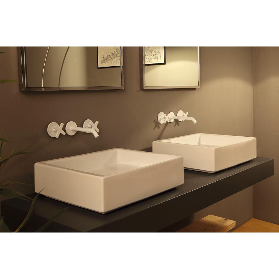 Countertop Washbasin Diagonal