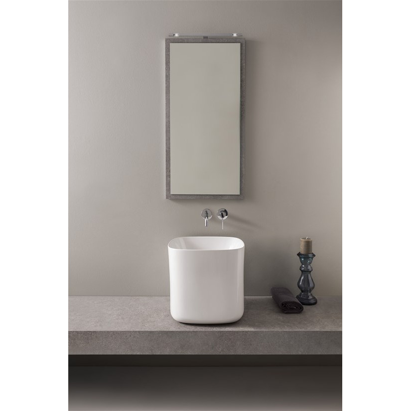 Countertio washbasin H40 Moon
