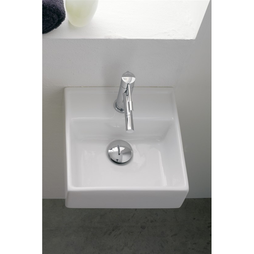Wall-hung/countertop washbasin cm 30 Teorema