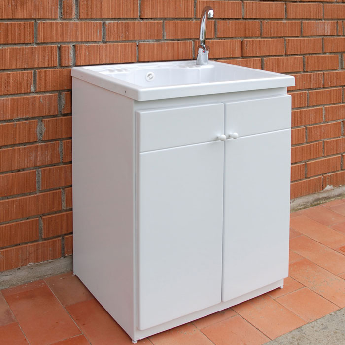 Outdoor sink with cabinet Lemon